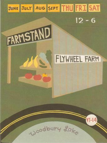 Farmstand Poster  2015